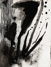 "Load image into Gallery viewer, Untitled ""D"" 1997 Ink Painting"
