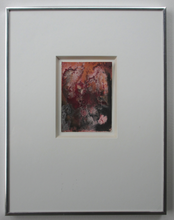 Load image into Gallery viewer, Untitled 1993 Colored Ink Painting
