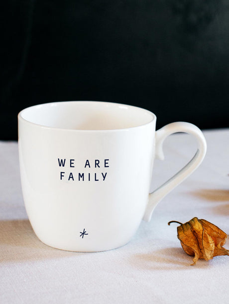 Le mug We are family