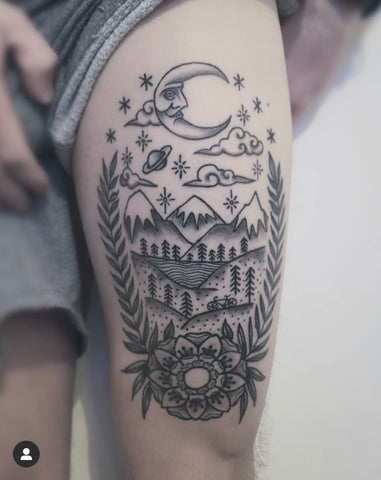 A gallery of some of my favourite tattoos to make