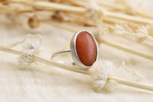 Load image into Gallery viewer, Carnelian Ring