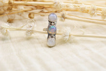 Load image into Gallery viewer, Opal Moonstone Ring