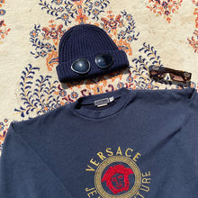 Load image into Gallery viewer, Versace Big Logo Sweatshirt