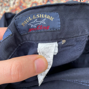 Paul & Shark (W32) Black Jeans