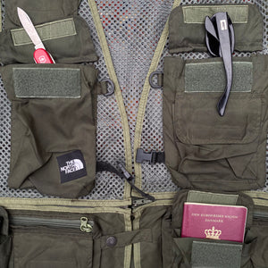 North Face Tactical Utility Vest