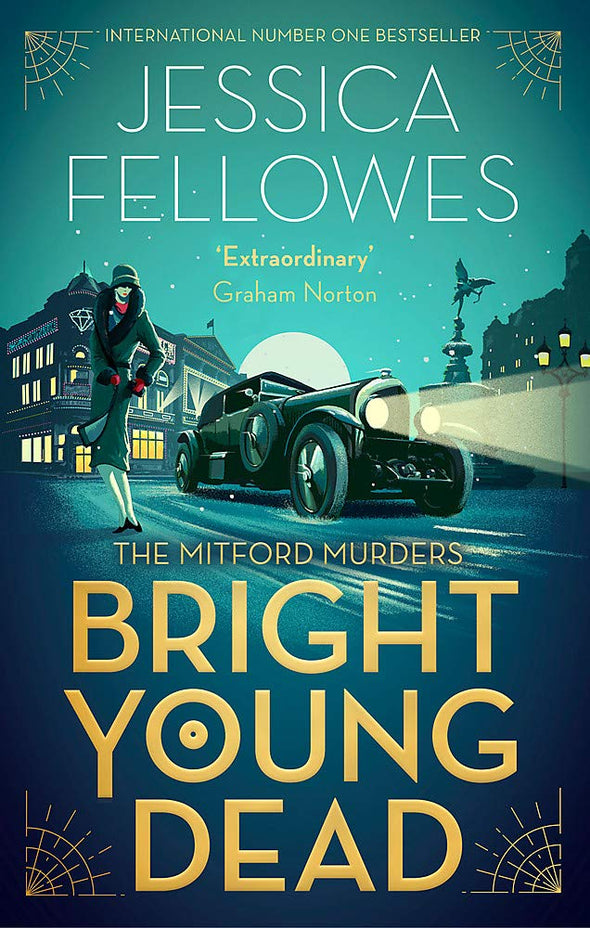 Bright Young Dead - Jessica Fellows
