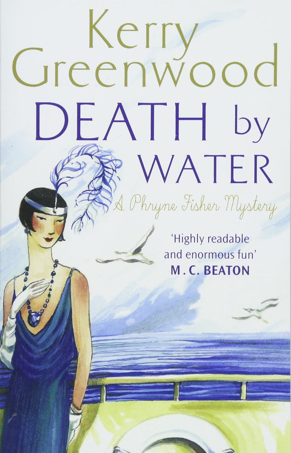 Death by Water - Kerry Greenwood