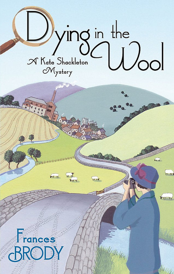 Dying in the Wool - Francis Brody