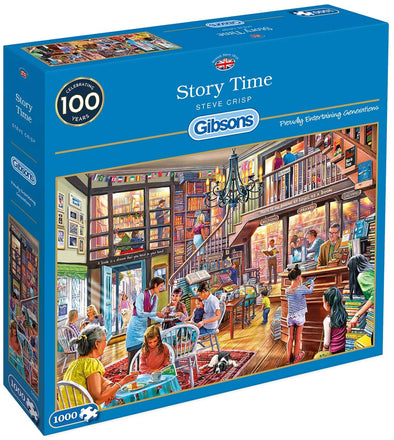 Story Time 1000 Piece jigsaw