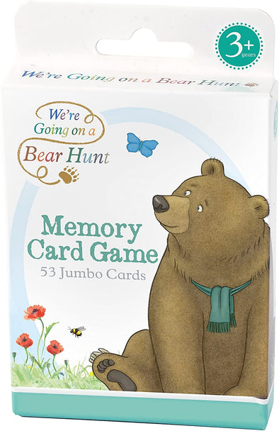 We're Going on a Bear Hunt - Memory Game