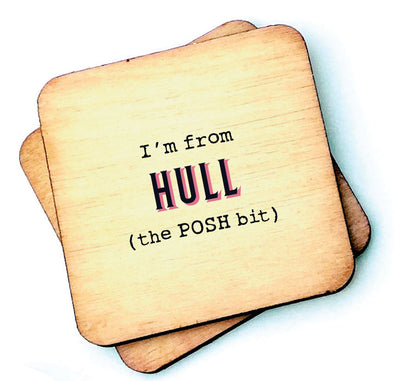 I'm From Hull PINK The Posh Bit