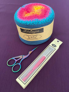 Woopi Wool & Yarn® Beginner Whirl Combo!