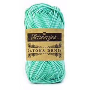 Scheepjes Catona Denim Yarn Crochet Singapore Sg Woopi Wool & Yarn Sale Free Shipping Craft Hobbies Accessories