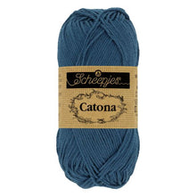 Load image into Gallery viewer, Scheepjes Catona Yarn 50g Singapore sg Free Shipping Crochet Accessorries Patterns Craft Hobbies Woopi Wool & Yarn Spotlight