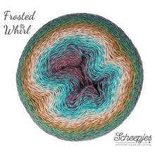 Load image into Gallery viewer, Scheepjes Frosted Whirl Yarn Crochet Singapore Sg Woopi Wool & Yarn Sale Free Shipping Craft Hobbies Accessories