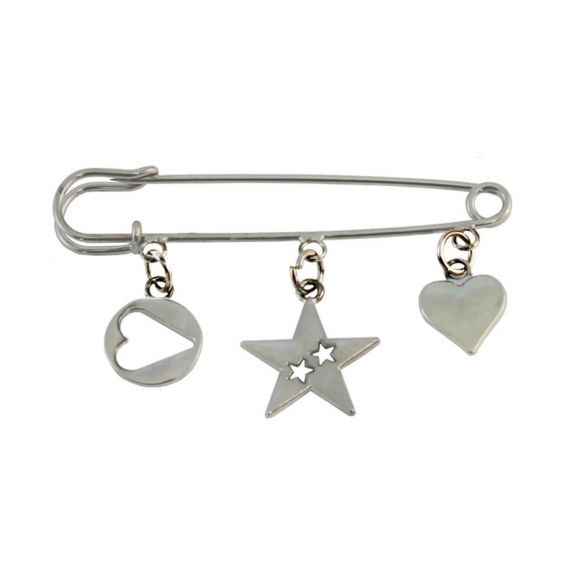 Kilt Pins with Charms