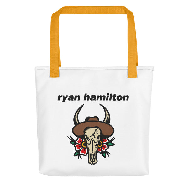 Ryan Hamilton Logo Tote bag
