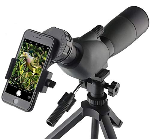 Phone Adapter Pro for Binoculars, Telescopes, Microscopes & Spotting Scopes