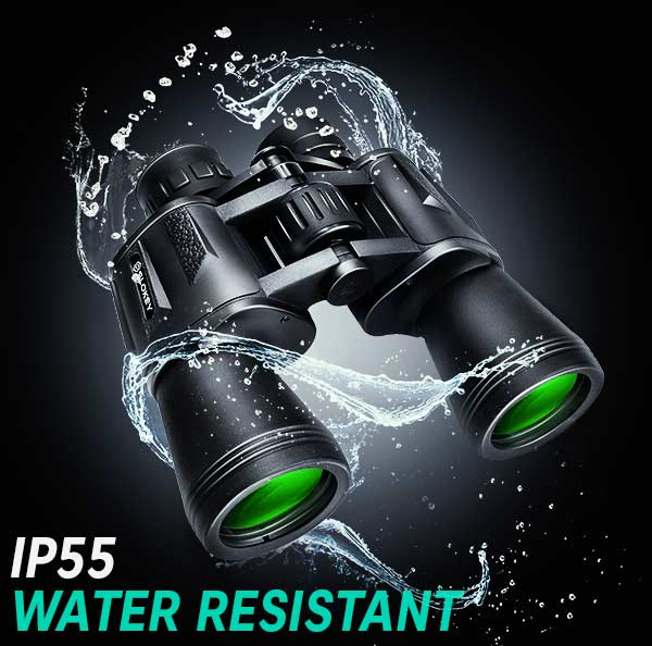 10x50 High Power Binoculars - Great for Astronomy and Hunting