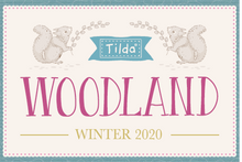 Load image into Gallery viewer, Woodland Carmine | Tilda