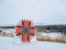 Load image into Gallery viewer, Big Sky Star Quilt Pattern | Plains and Pine