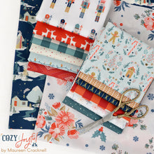 "Load image into Gallery viewer, Cozy & Joyful 10"" Squares 