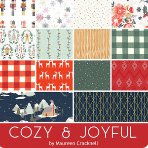 "Cozy & Joyful 10"" Squares 