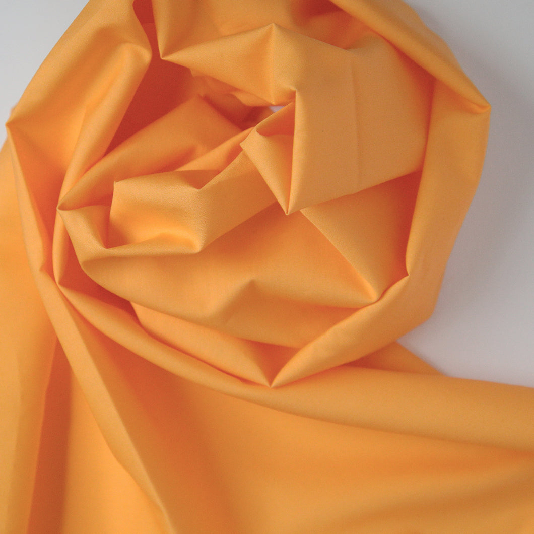 Solid Color | Art Gallery Fabrics | Mandarin