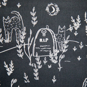 Spooky 'n Sweet by Art Gallery Fabrics | Purranormal Activity