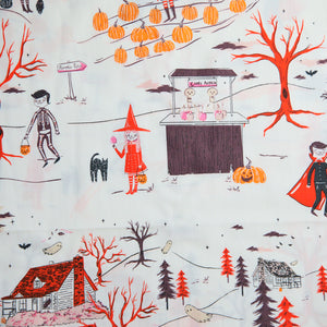 Spooky 'n Sweet by Art Gallery Fabrics | Peppermint's Tale Starlight