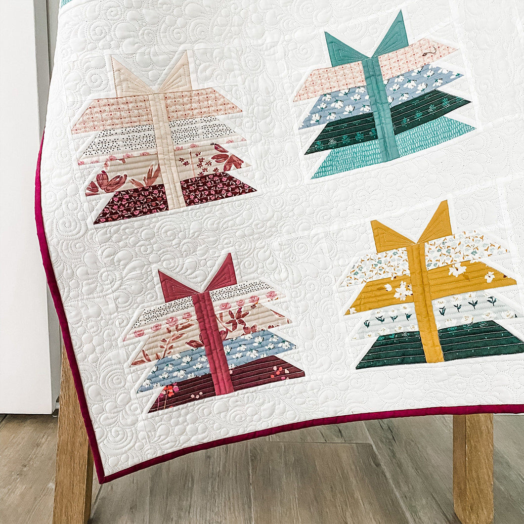 Bundles Of Joy PAPER Quilt Pattern by Quilters Candy