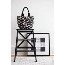 Load image into Gallery viewer, Crescent Tote Pattern by Noodlehead
