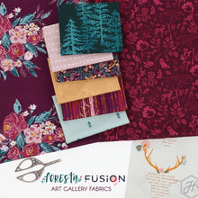 Load image into Gallery viewer, Fat Quarter Bundle of Foresta Fusion | Art Gallery Fabrics