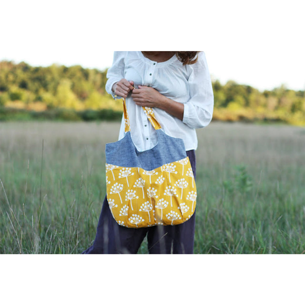 Go Anywhere Bag Pattern by Noodlehead