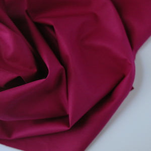 Solid Color | Michael Miller | Cotton Couture - Pomegranate