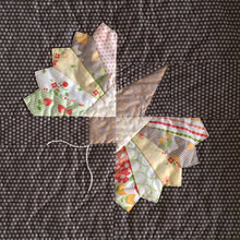 Load image into Gallery viewer, Moth Block PAPER Pattern by Cakestand Quilts