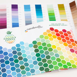 Solid Color | Paintbrush Studio Fabrics | Honeycomb