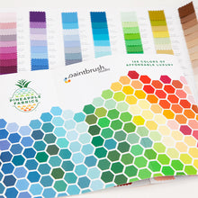 Load image into Gallery viewer, Solid Color | Paintbrush Studio Fabrics | White