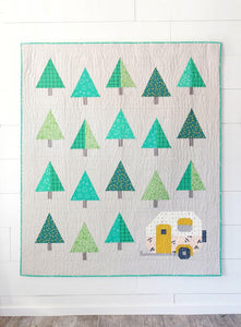 Up North Quilt | Pen and Paper Pattern