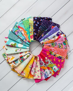 Curiouser & Curiouser | Fat Quarter Bundle Wonder | Tula Pink