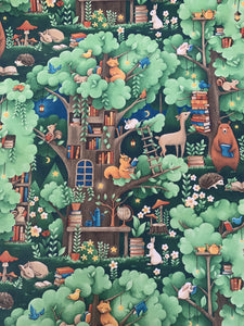 Forest Fables | Animal Village | Paintbrush Studio