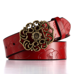 Load image into Gallery viewer, Ladies ethnic jeans belt