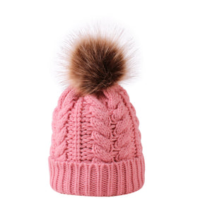 Warm knitted Hat