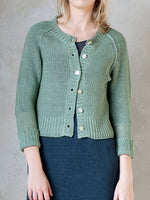 Load image into Gallery viewer, Women's Organic Knitwear Cardigan