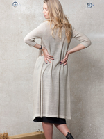 Load image into Gallery viewer, Womens Comfy & Soft Linen Cardigan