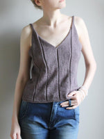 Load image into Gallery viewer, Women's Knit Tank Top