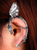 Load image into Gallery viewer, Women's Retro Dragon Ear Hanger