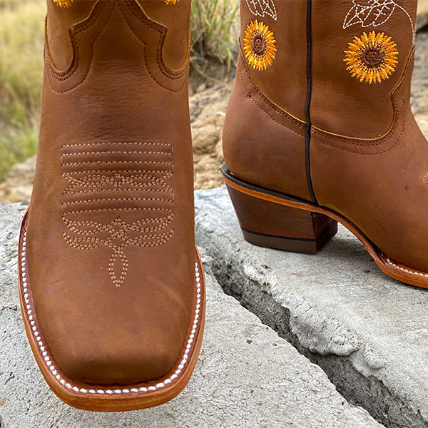 Sunflower American Riding Boots