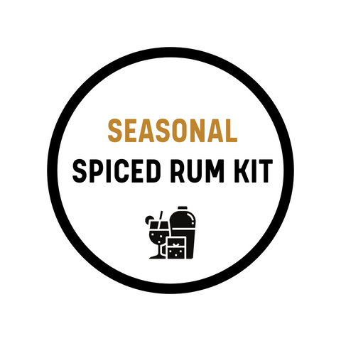 Seasonal Spiced Rum Kit