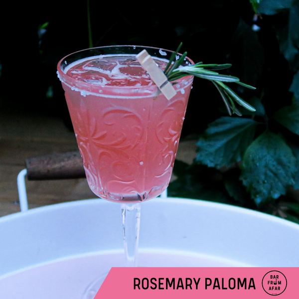 ROSEMARY PALOMA in Tequila Cocktail Kit